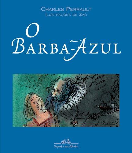 O BARBA-AZUL, livro de Charles Perrault