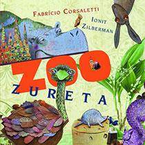 ZOO ZURETA, livro de Fabrício Corsaletti