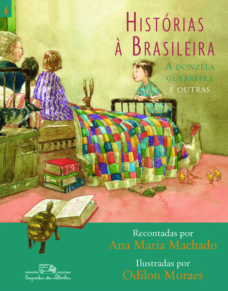 HISTÓRIAS À BRASILEIRA - VOL. 4, livro de Ana Maria Machado