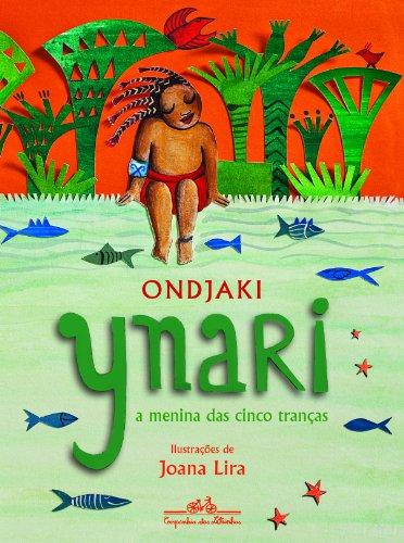 YNARI, livro de Ondjaki