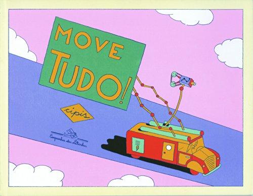 MOVE TUDO!, livro de Marcelo Cipis