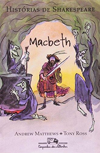 Macbeth, livro de Andrew Matthews