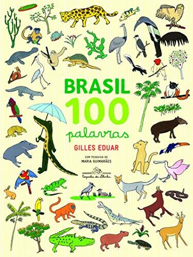 Brasil 100 Palavras, livro de Gilles Eduar