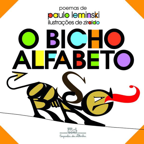 O BICHO ALFABETO, livro de Paulo Leminski