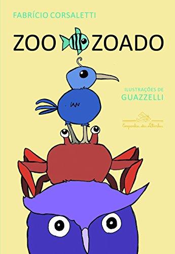 Zoo Zoado, livro de Fabrício Corsaletti
