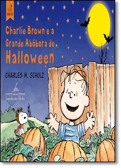 Charlie Brown e a Grande Abóbora de Halloween, livro de Renée Salome