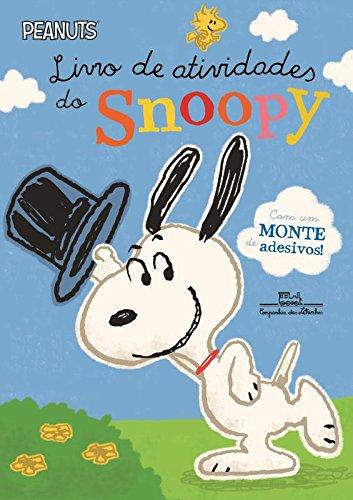 O livro de atividades do Snoopy, livro de Charles M. Schulz