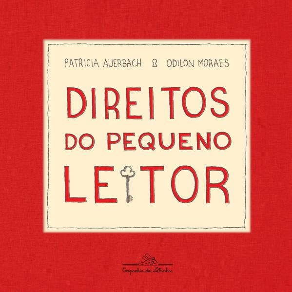 Direitos do pequeno leitor, livro de Patricia Auerbach