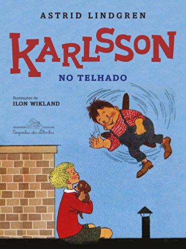 Karlsson no Telhado, livro de Astrid Lindgren