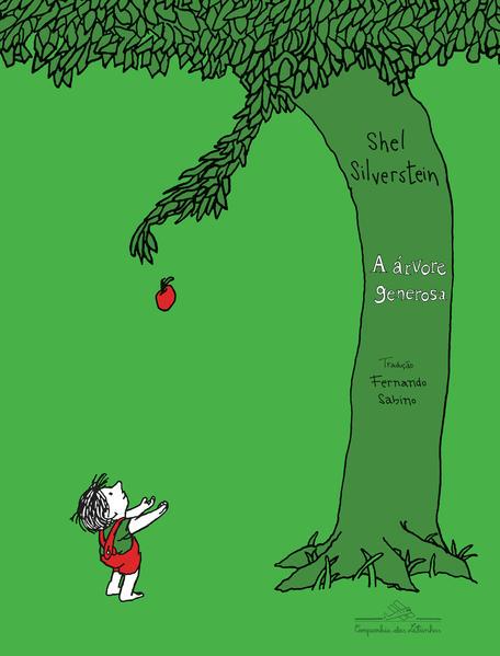 A árvore generosa, livro de Shel Silverstein