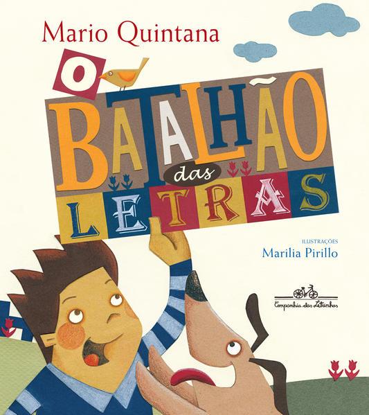 Batalhão das Letras, O, livro de Mário Quintana