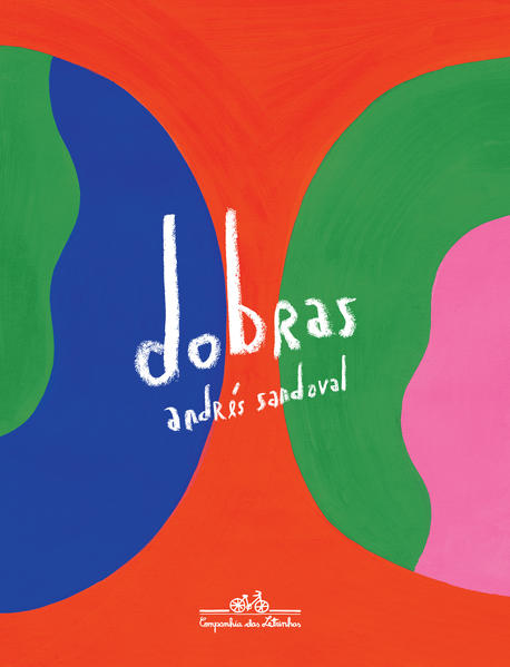 Dobras, livro de Andrés Sandoval
