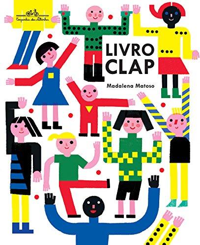 Livro clap, livro de Madalena Matoso
