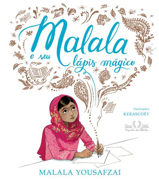 Malala e seu lápis mágico, livro de Malala Yousafzai