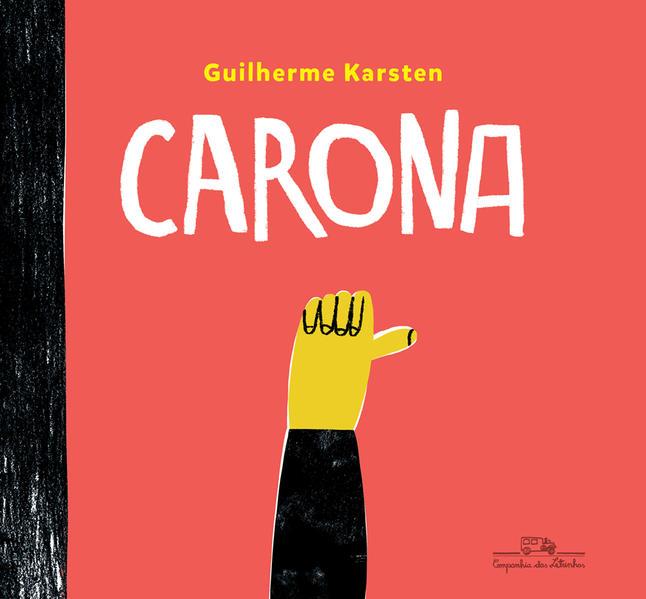 Carona, livro de Guilherme Karsten