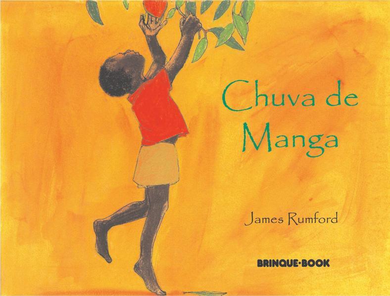 Chuva de Manga, livro de James Rumford