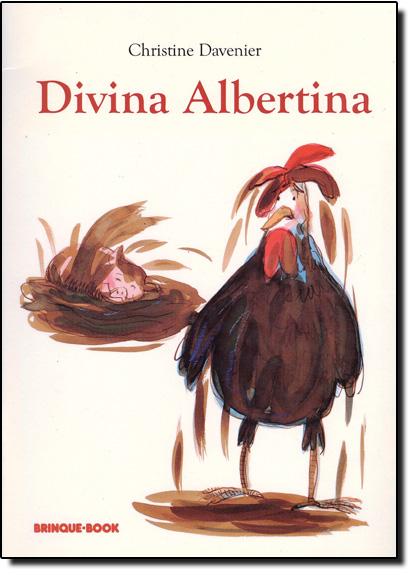 Divina Albertina, livro de Christine Davenier
