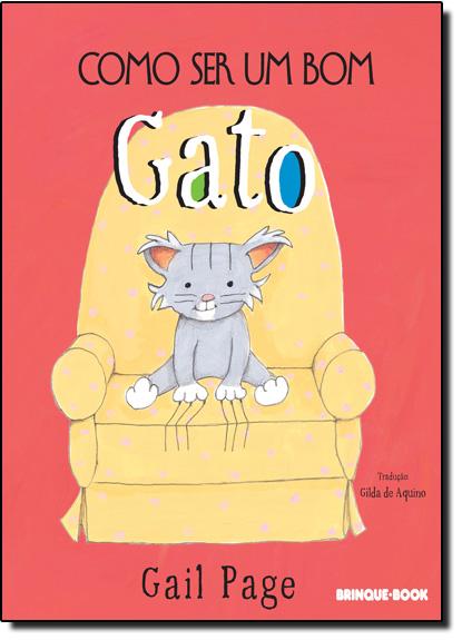 Como Ser um Bom Gato, livro de Gail Page