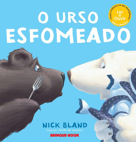 Urso Esfomeado, livro de Maté