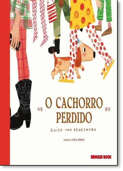 Cachorro Perdido, O, livro de Guido Van Genechten