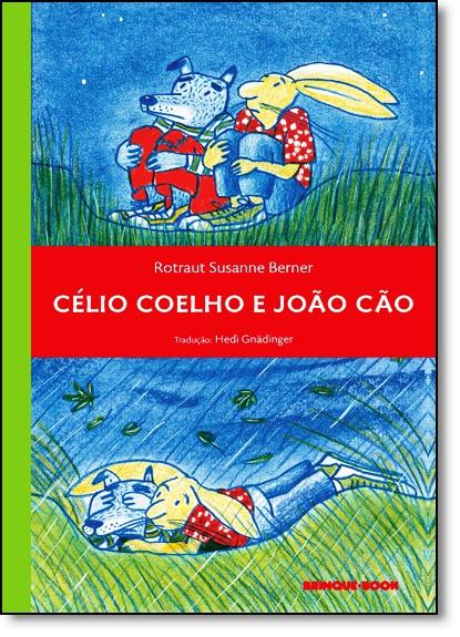 Célio Coelho e João Cão, livro de Rotraut Susanne Berner