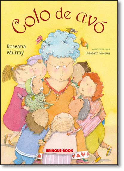 Colo de Avó, livro de Roseana Murray