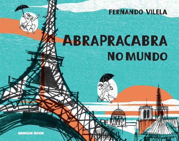 Abrapracabra no mundo, livro de Fernando Vilela