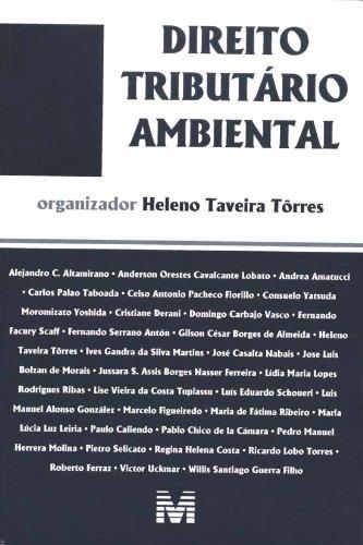 Direito Tributário Ambiental, livro de Vários Autores