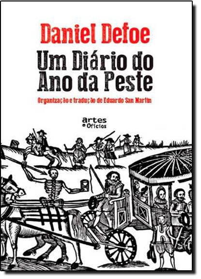 Diário do Ano da Peste, Um, livro de Daniel Defoe