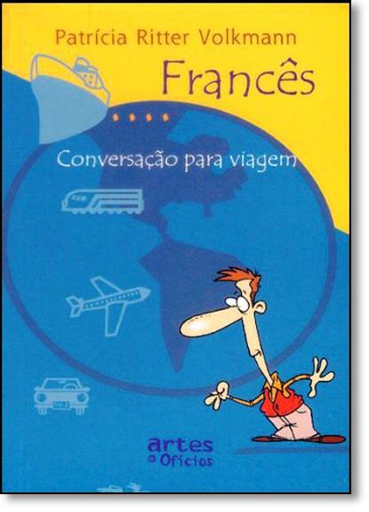 Frances: Conversação Para Viagem, livro de Patricia Ritter Volkmann
