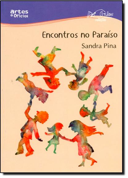Encontros no Paraíso, livro de Sandra Pina
