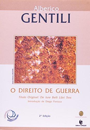 DIREITO DE GUERRA, O, livro de Pablo Gentili
