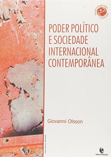 Poder Político e Sociedade Internacional Contemporânea, livro de Giovanni Olsson