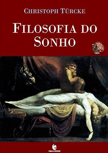 Filosofia do Sonho, livro de Christoph Türcke