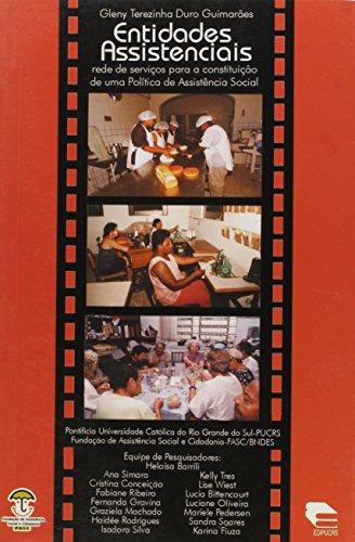 Entidades Assistenciais, livro de Gleny Terezinha Duro Guimaraes