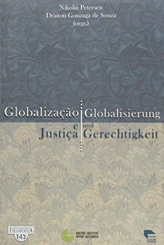 Globalizacao E Justica, livro de Nikolai;Souza, Draiton Gonzaga De Petersen