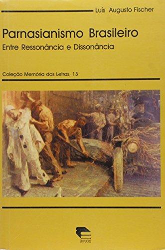 Parnasianismo Brasileiro, livro de Renato Kaufmannn