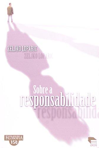 Sobre A Responsabilidade, livro de Zeljko Loparic