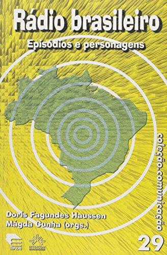 Radio Brasileiro - Episodio E Personagens, livro de
