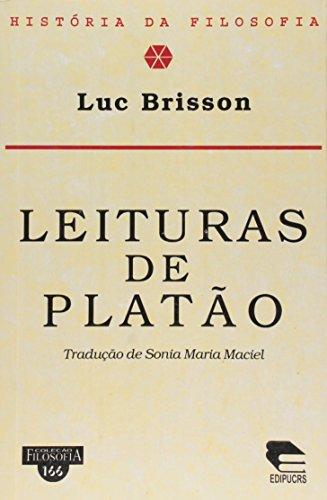 Leituras de Platão, livro de Luc Brisson