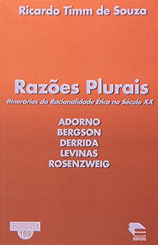 Razões Plurais, livro de Mauricio de Souza