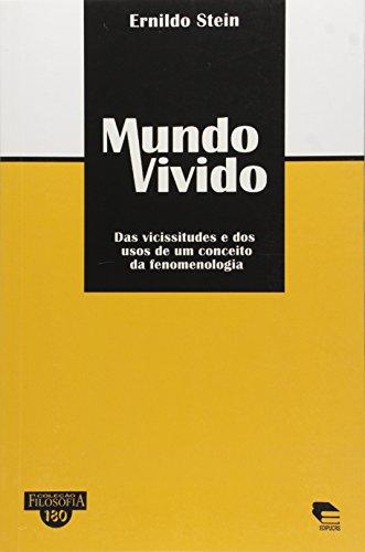 Mundo Vivido, livro de Ernildo Stein