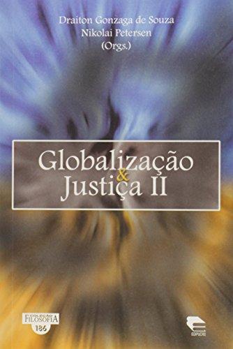 Globalização & Justiça 2, livro de Draiton Gonzaga de Souza