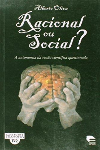 Racional Ou Social?, livro de