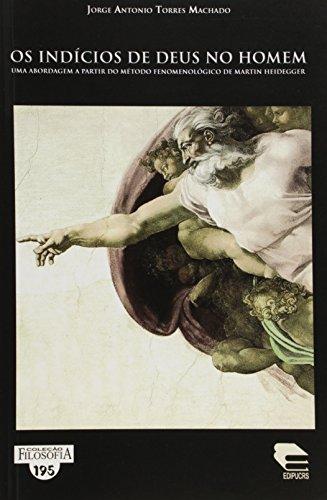 Os Indícios de Deus no Homem, livro de David Camargo Machado