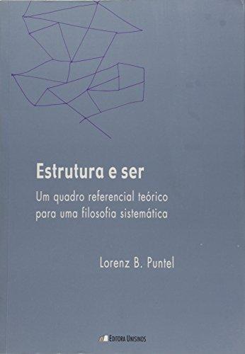 Estrutura e ser, livro de Lorenz B. Puntel
