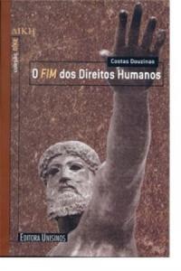 O fim dos direitos humanos, livro de Costas Douzinas