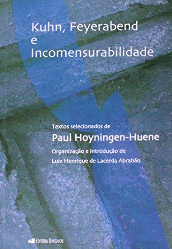 Kuhn, Feyerabend e Incomensurabilidade, livro de Luiz Henrique de Lacerda Abrahão
