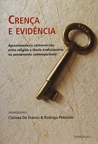 Crença e Evidência, livro de Clarissa De Franco