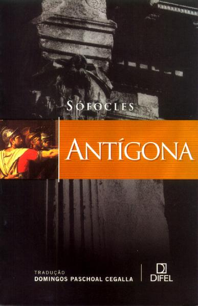 Antigona, livro de Sófocles